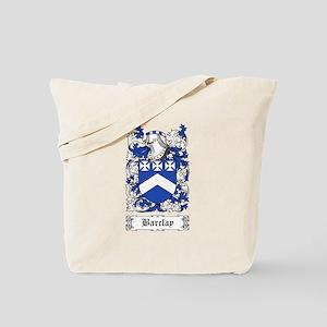 Barclay [English] Tote Bag